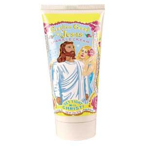 "Beauty Byte: Topshop Pulls ""Jesus"" Cosmetics"