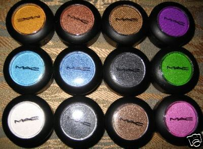 More fake MAC shadows