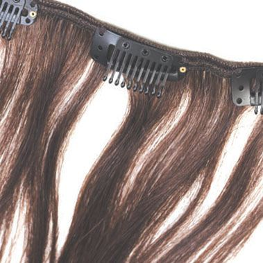 American Dream Gives Dreamy Clip-On Hair