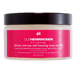Tuesday Giveaway! Ole Henriksen African Red Tea Self Heating Body Souffle