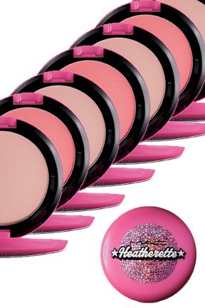 Heatherette Beauty Powder