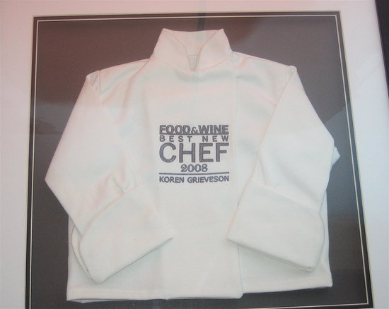 Food & Wine's 20th Anniversary Best New Chef's Event