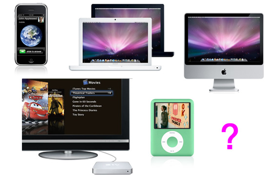 What Will Be Unveiled at MacWorld 2008?
