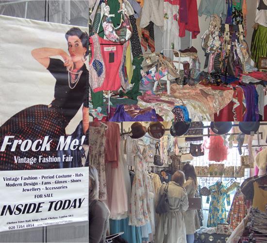 Fab Field Day: Frock Me! Vintage Fashion Fair
