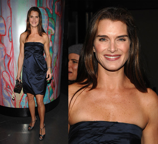 Brooke Shields at Trembled Blossom Screening in LA