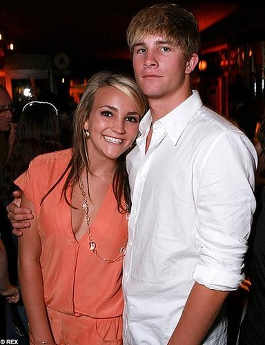 Jamie Lynn Spears Engaged?