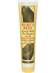 Avocado Butter Pre-Shampoo Hair Treatment - Burt's Bees