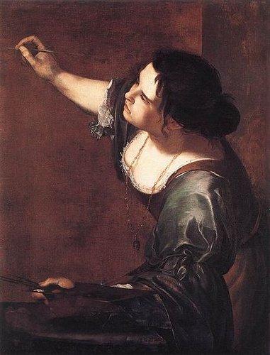Artesmisia Gentileschi (17th century Italian artist)