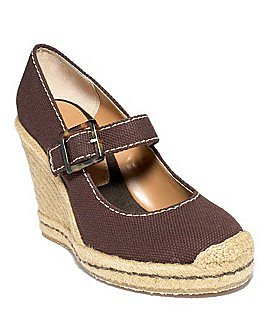 "Macy*s - Shoes - TOMMY HILFIGER ""Kay"" Mary Jane Wedge"