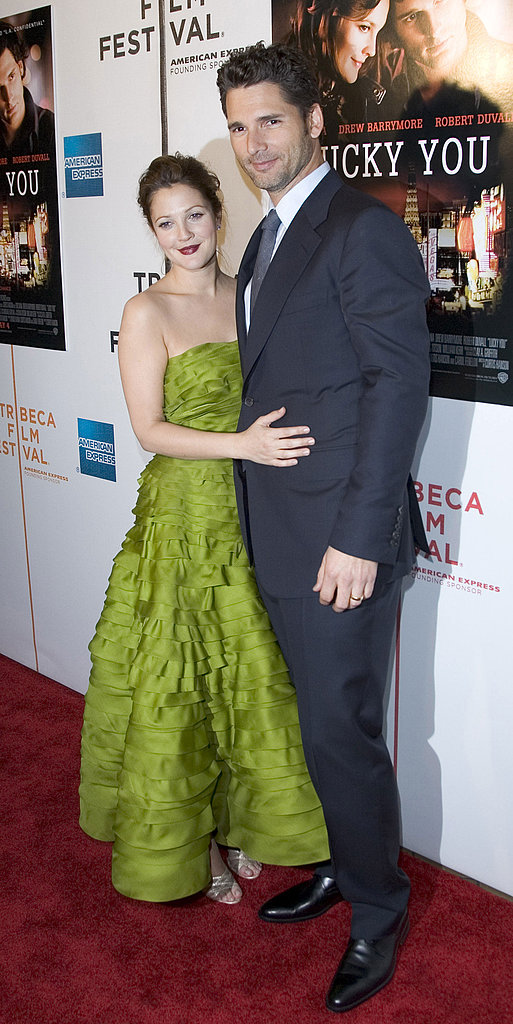 Drew Gets Lucky with Eric Bana