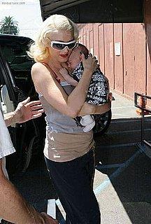 Gwen's Pretty Post-Baby Lingerie