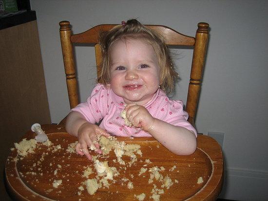 Sadie likes to eat