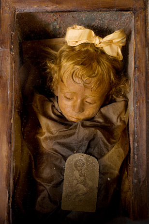 "Lost ""Sleeping Beauty"" Mummy Formula Found"