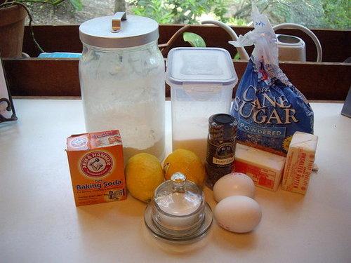 Glazed Lemon Poppy-Seed Cake