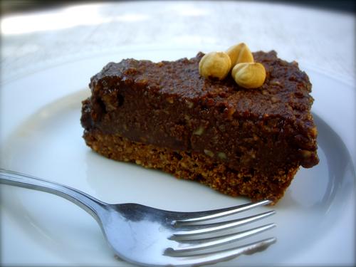 Nutella No Bake Frozen Pie | POPSUGAR Food