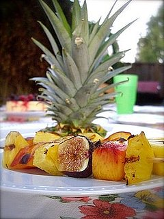 Grilled Fruit Recipe