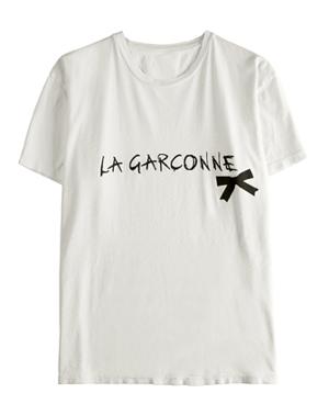 Fabworthy: The La Garçonne Tee Gives Back
