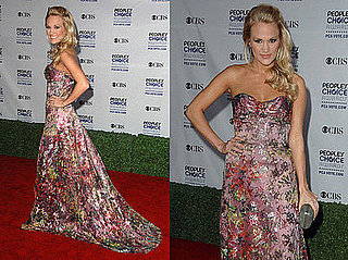 2009 People's Choice Awards: Carrie Underwood