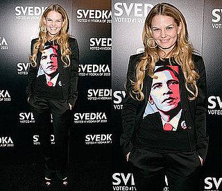 Celebrity Style: Jennifer Morrison