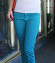 Shop This Trend: Turquoise Jeans