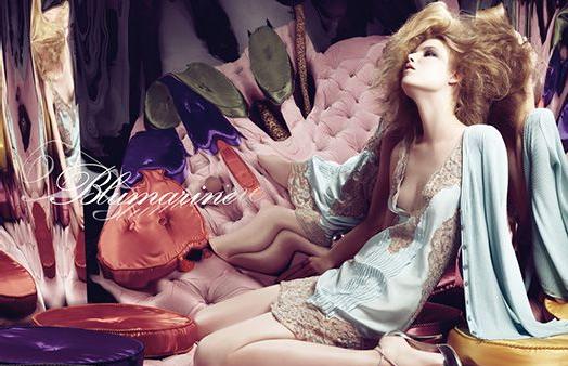 Fab Ad: Blumarine Spring/Summer '08
