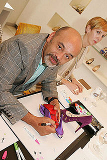 Behind The Seams: Barneys Hosts The Launch Of Christian Louboutin's New Fall Collection