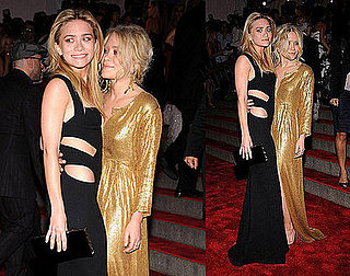 The Met's Costume Institute Gala: Ashley Olsen