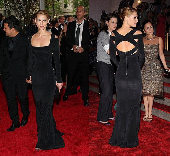 The Met's Costume Institute Gala: Claire Danes