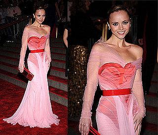 The Met's Costume Institute Gala: Christina Ricci
