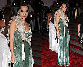The Met's Costume Institute Gala: Zoe Kravitz