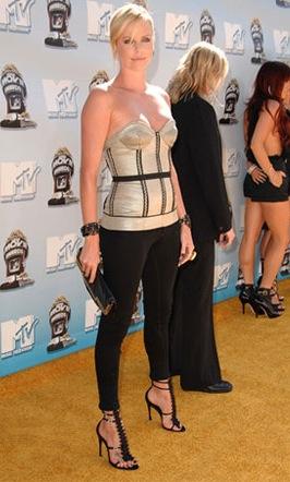 2008 MTV Movie Awards Trend Alert: I've Been a Bad, Bad Girl