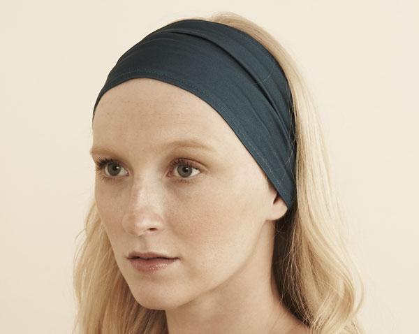 Jennifer Behr Silk Jersey Headwrap