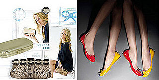 This Just In! Target Double Whammy, Anya Hindmarch Bags and Sigerson Morrison Shoes
