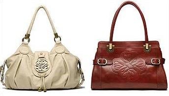 Sneak Peek! Mischa Barton's Handbag Collection