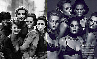 Which (Super)Models Are the Most Fab?