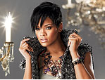 Rihanna's Cover Shoot