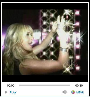 """Hayden Panettiere's """"Wake Up Call"""" with Candie's"""