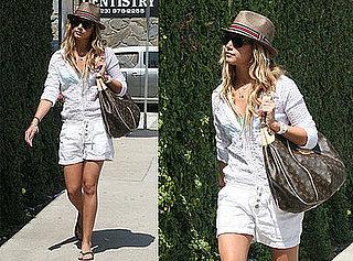 Celebrity Style: Ashley Tisdale