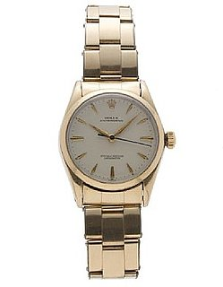Vintage Rolex Watch Via J.Crew: Love It or Hate It?