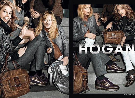 Fab Ad: Hogan Fall '08