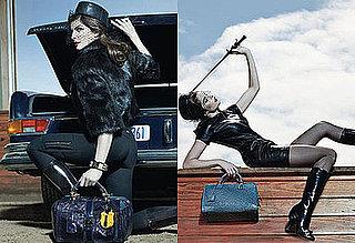 Stephanie Seymour in Loewe Fall '08 ad campaign