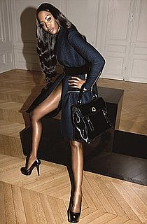 Naomi Campbell Is the Latest Model in Yves Saint Laurent's Fall Ads