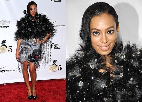 2008 Fashion Rocks: Solange Knowles