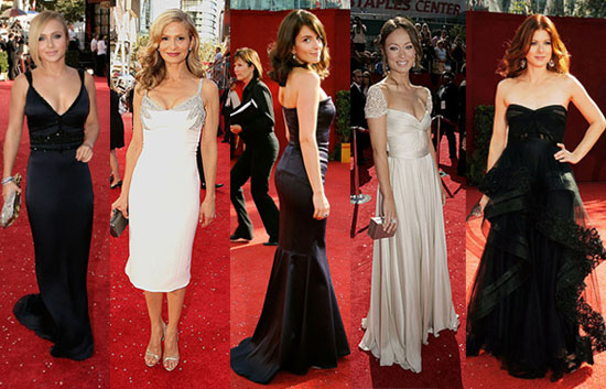 2008 Emmy Awards: Best Dressed