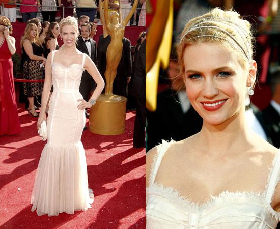 2008 Emmy Awards: January Jones