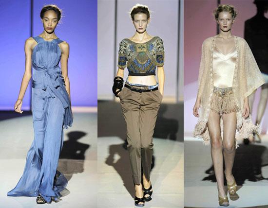 Milan Fashion Week Spring '09: Alberta Ferretti