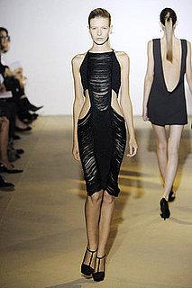 Milan Fashion Week, Spring 2009: Steamy Milan