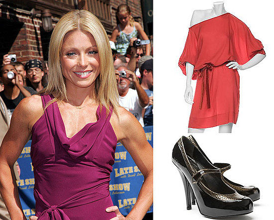 On Our Radar: Intermix Dresses Kelly Ripa