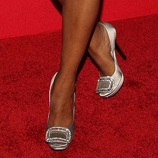 Guess the Lady by Her Lavish Shoes!