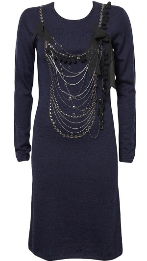 Emma Cook For Topshop Necklace Dress: Love It or Hate It?